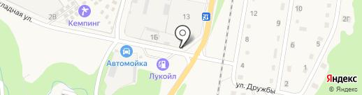 Закусочная на карте Каменномостского