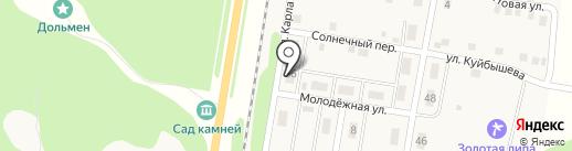 ВОЛМА-Майкоп на карте Каменномостского