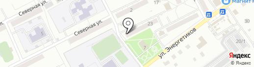 Участковый пункт полиции №1 на карте Владимира