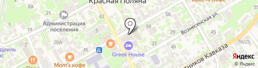 Craft Beer Sochi на карте Сочи