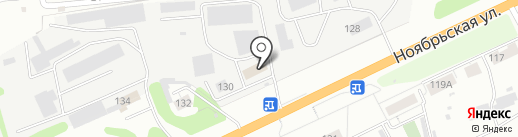 ТЕНИНЕТ на карте Владимира