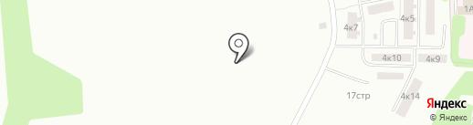 Игротэк на карте Владимира