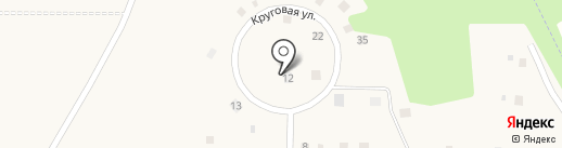 Земляничная поляна на карте Владимира