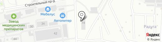 Sense на карте Владимира