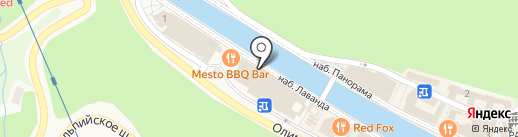 Flavour на карте Сочи