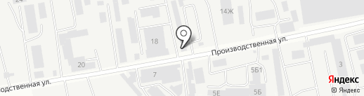 НПП ГКС на карте Владимира