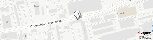 Идилия на карте Владимира