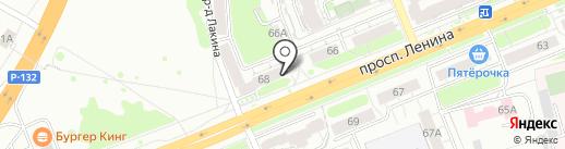 Подшипник.ру на карте Владимира