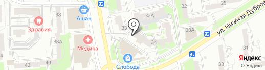 Совкомбанк, ПАО на карте Владимира