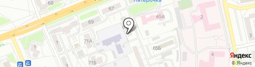 Участковый пункт полиции №2 на карте Владимира
