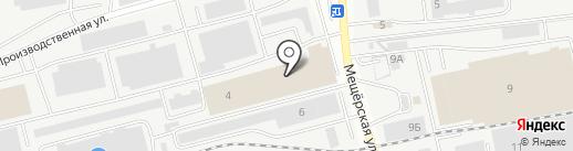 Новый свет технологии на карте Владимира