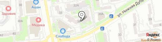 Нескучные игрушки на карте Владимира