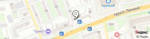 ТСЖ №75 на карте Владимира