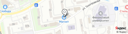 Сomepay на карте Владимира