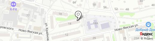 ТСЖ-76 на карте Владимира