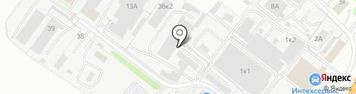 Тахограф33 на карте Владимира