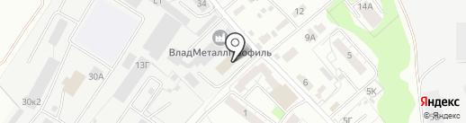 Россельхозцентр на карте Владимира
