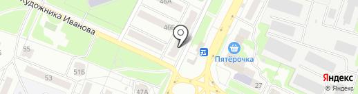 МегаФон на карте Владимира