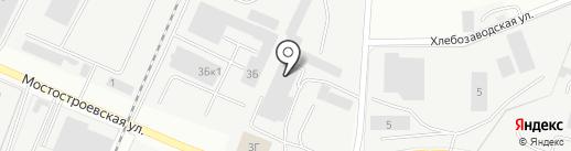 Гратис на карте Владимира