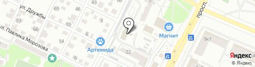 Владимирский Завод Строительного Оборудования на карте Владимира