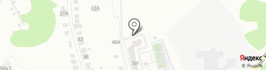 Семья, ТСН на карте Владимира