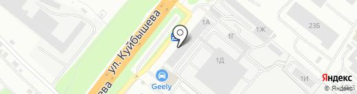 TELS-SERVIS на карте Владимира