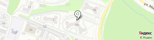 MAMARADA на карте Владимира