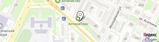 Виктория на карте Владимира