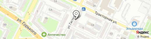 По пути на карте Владимира
