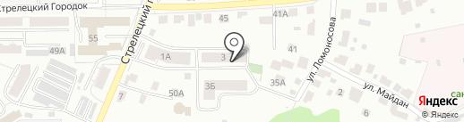 ЦентрСталь на карте Владимира