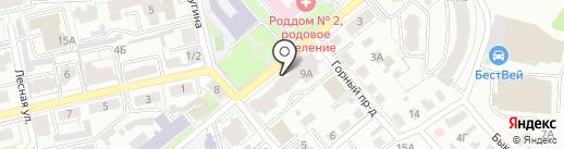 Kluch.media на карте Владимира