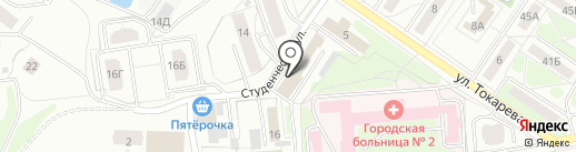 ОПВО на карте Владимира