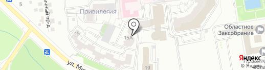 ВЗМК на карте Владимира