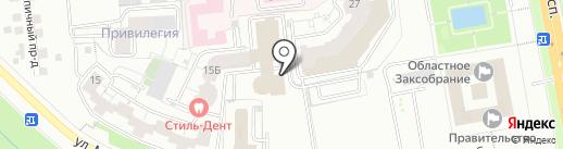 Строй-Союз на карте Владимира