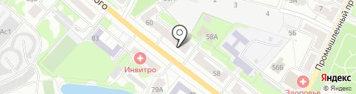 Делия на карте Владимира
