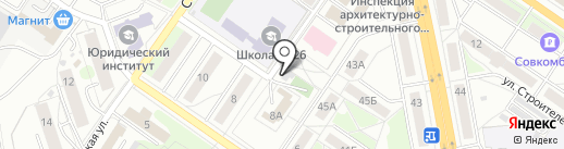 DJ33.RU на карте Владимира