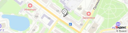 Добропек на карте Владимира