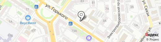 Престиж на карте Владимира