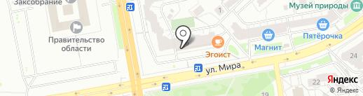 Парацельс на карте Владимира