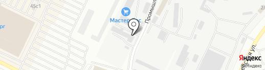 Окна на выбор на карте Владимира