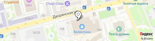 U.S.Polo ASSN на карте Владимира