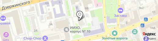 Amaia на карте Владимира