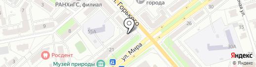 Rehau на карте Владимира