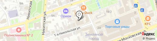 Эти платья на карте Владимира