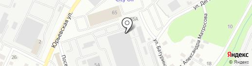 ПроФасад на карте Владимира
