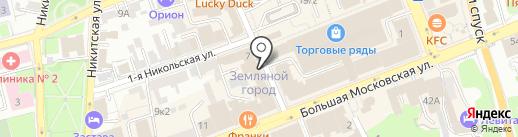 ВладСтройПласт на карте Владимира