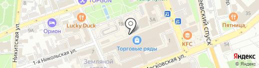 Винный мир Премиум на карте Владимира