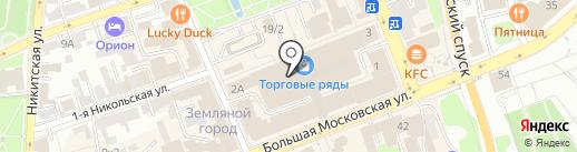 Intrigue на карте Владимира
