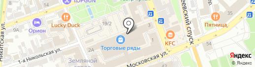 Vogue на карте Владимира