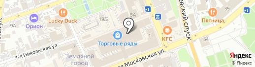 Fidelis на карте Владимира